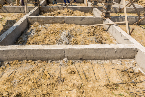 Pier And Beam Block And Base Foundation Repair